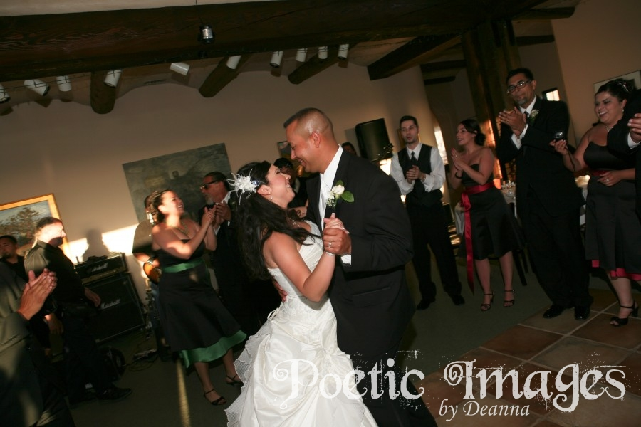 A Taos, NM Country Club Wedding