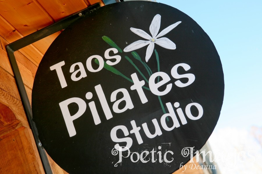 Website Photographs for Taos Pilates Studio!