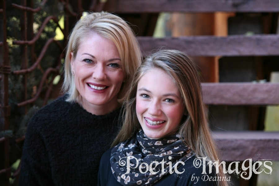 Mother and Daughter Professional Pictures