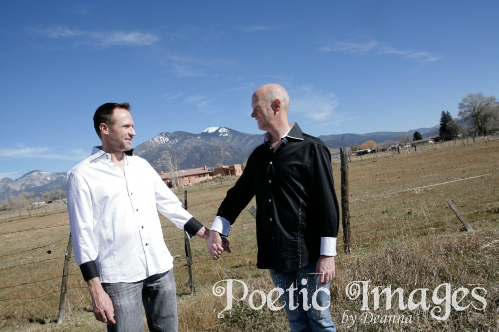 Gay and Lesbian Weddings — New in New Mexico!