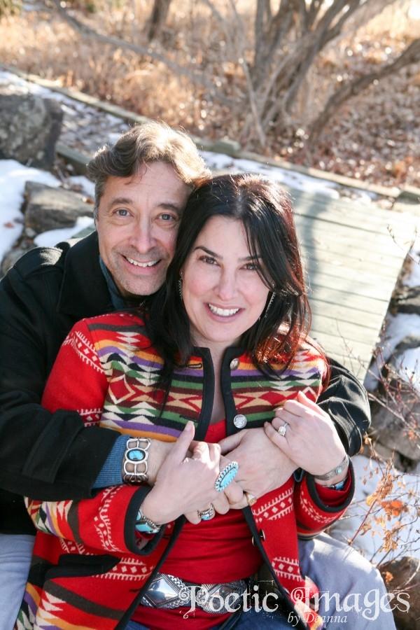 January Engagement Photo Session