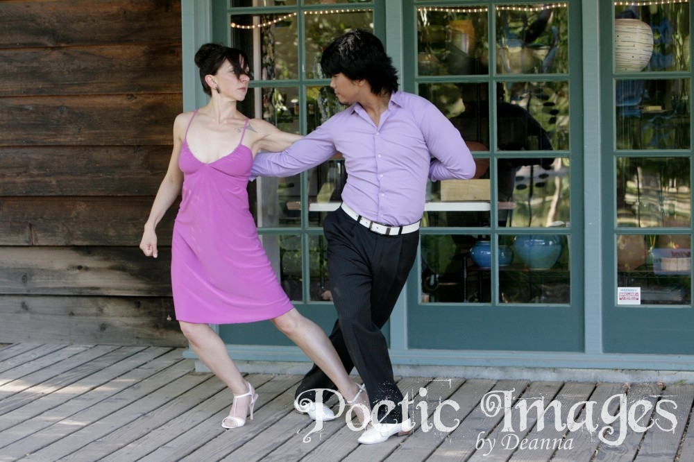 Taos Tango business photo shoot