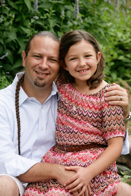 father and daughter photos