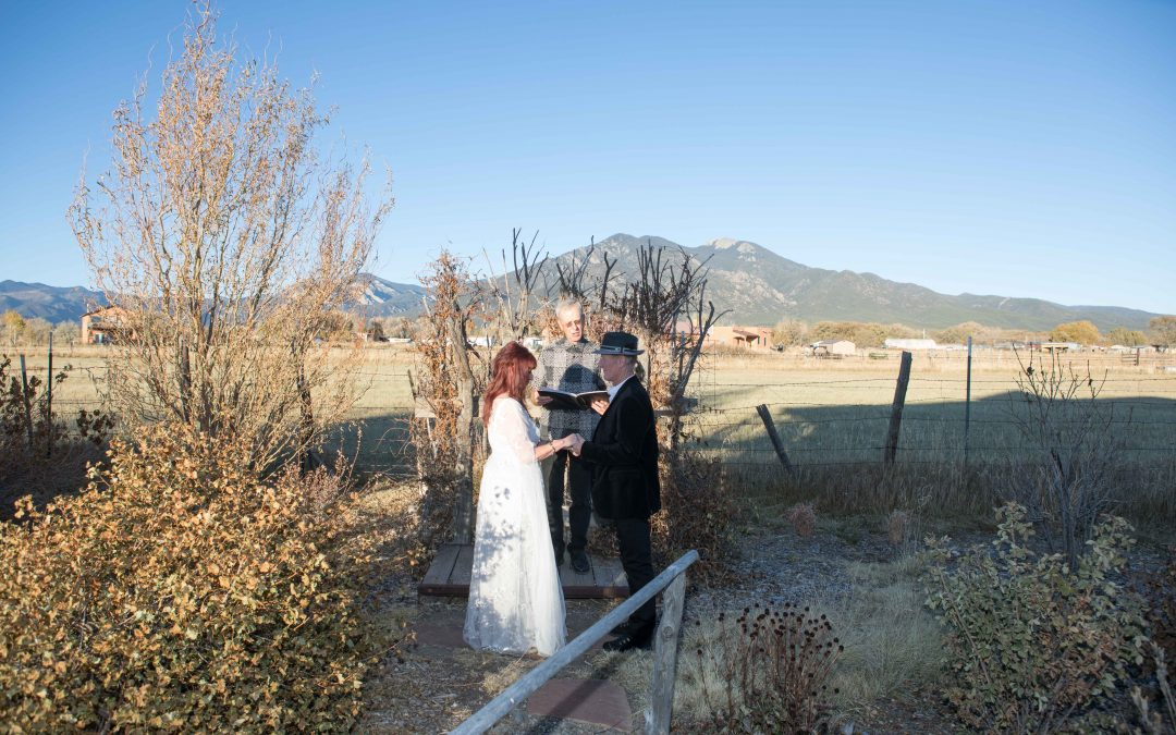 Elopement at SpiriTaos
