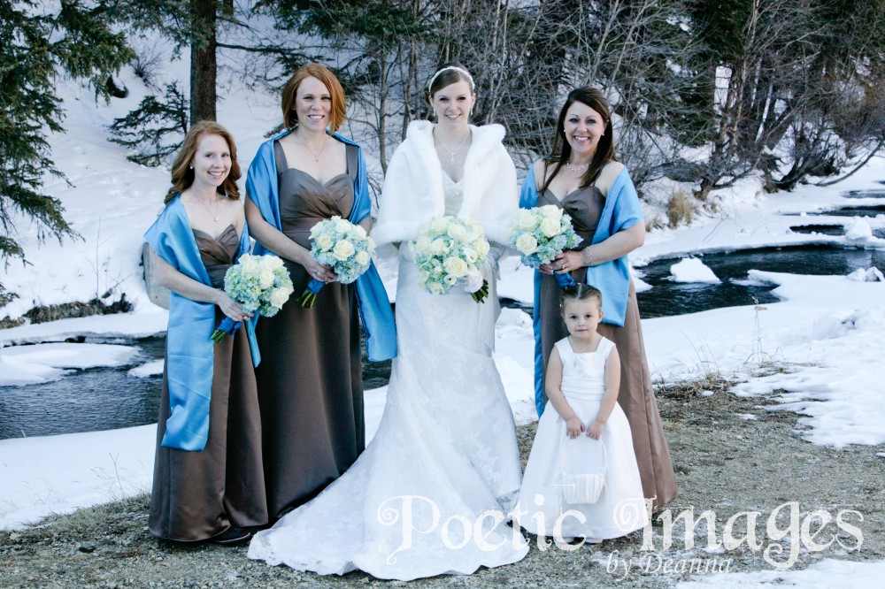 A Red River Winter Wedding