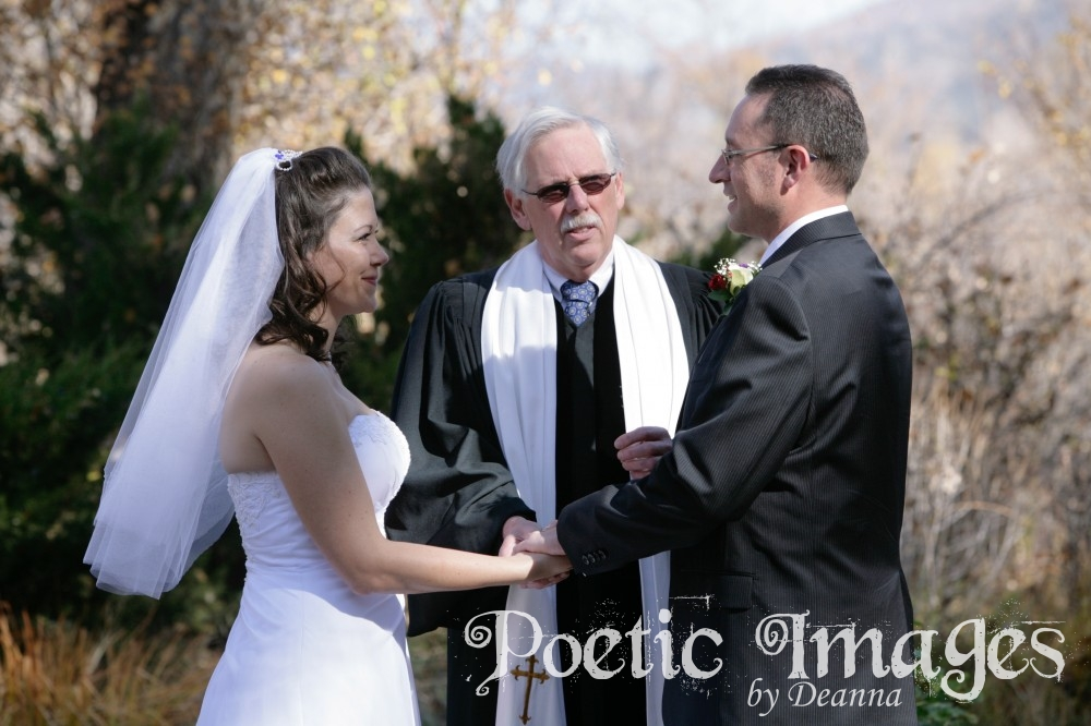 outdoor november taos wedding