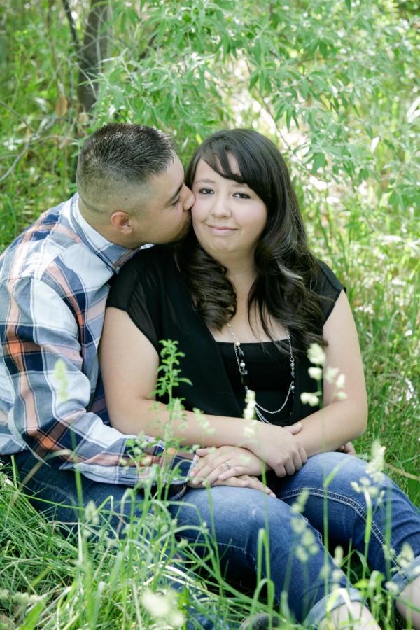 Taos Engagement Photos