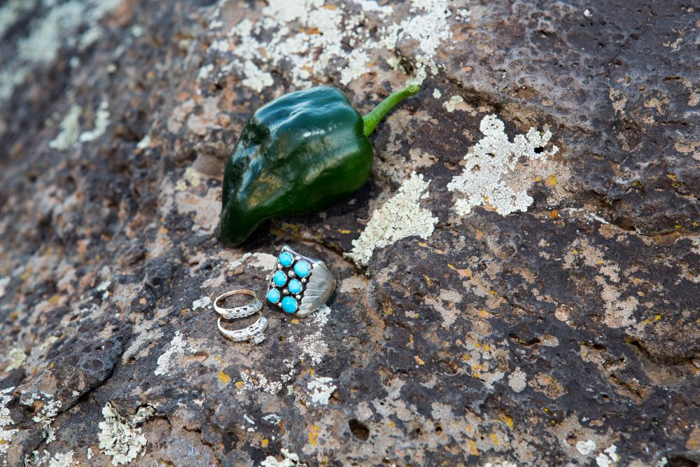 Elopement Wedding Overlooking Taos Gorge
