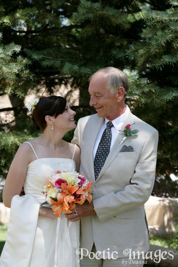 summer wedding at the plaza