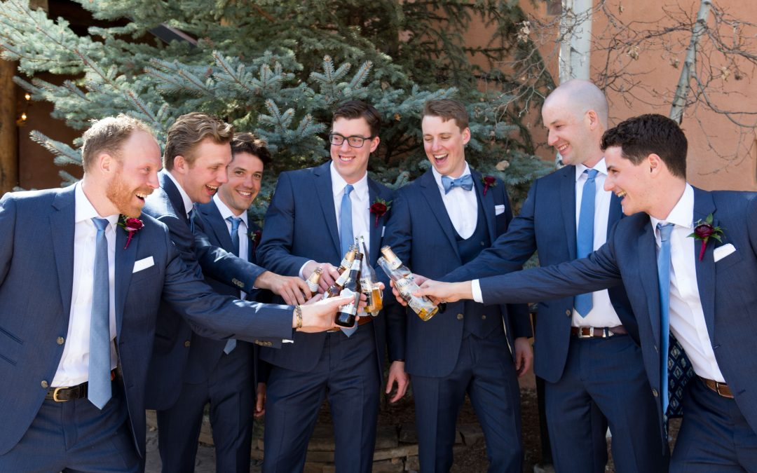 Spring Wedding in Taos, New Mexico