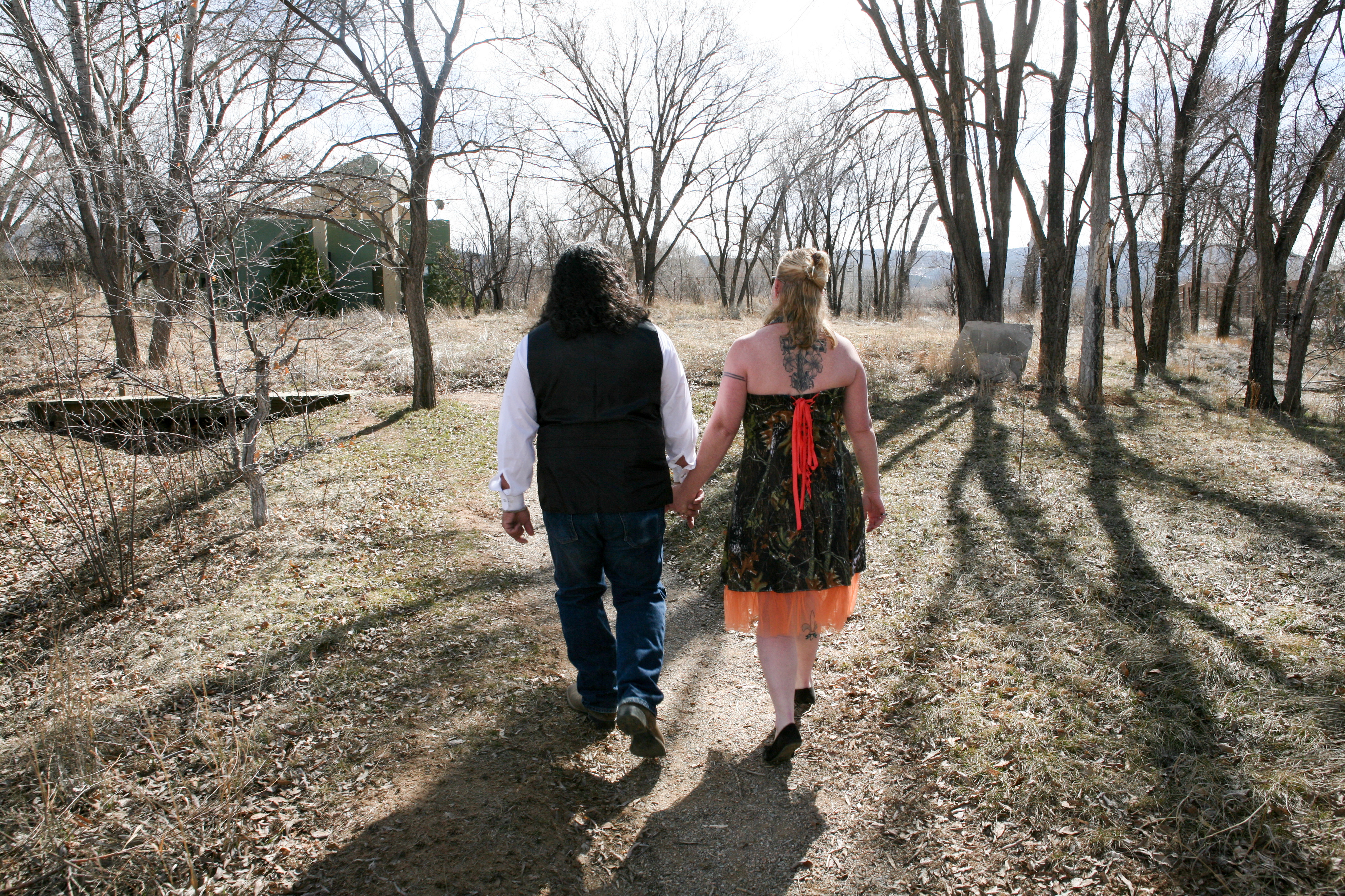 Taos Engagement Photography