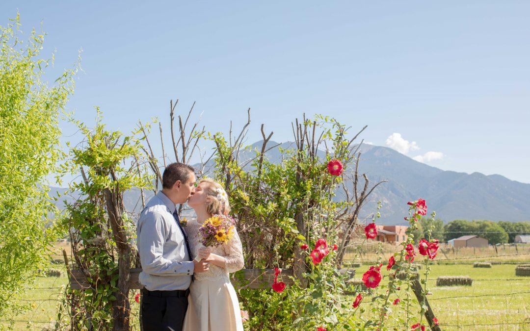 Intimate Wedding Package at SpiriTaos Gardens