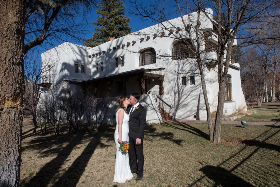 A Taos Elopement at Art Museum