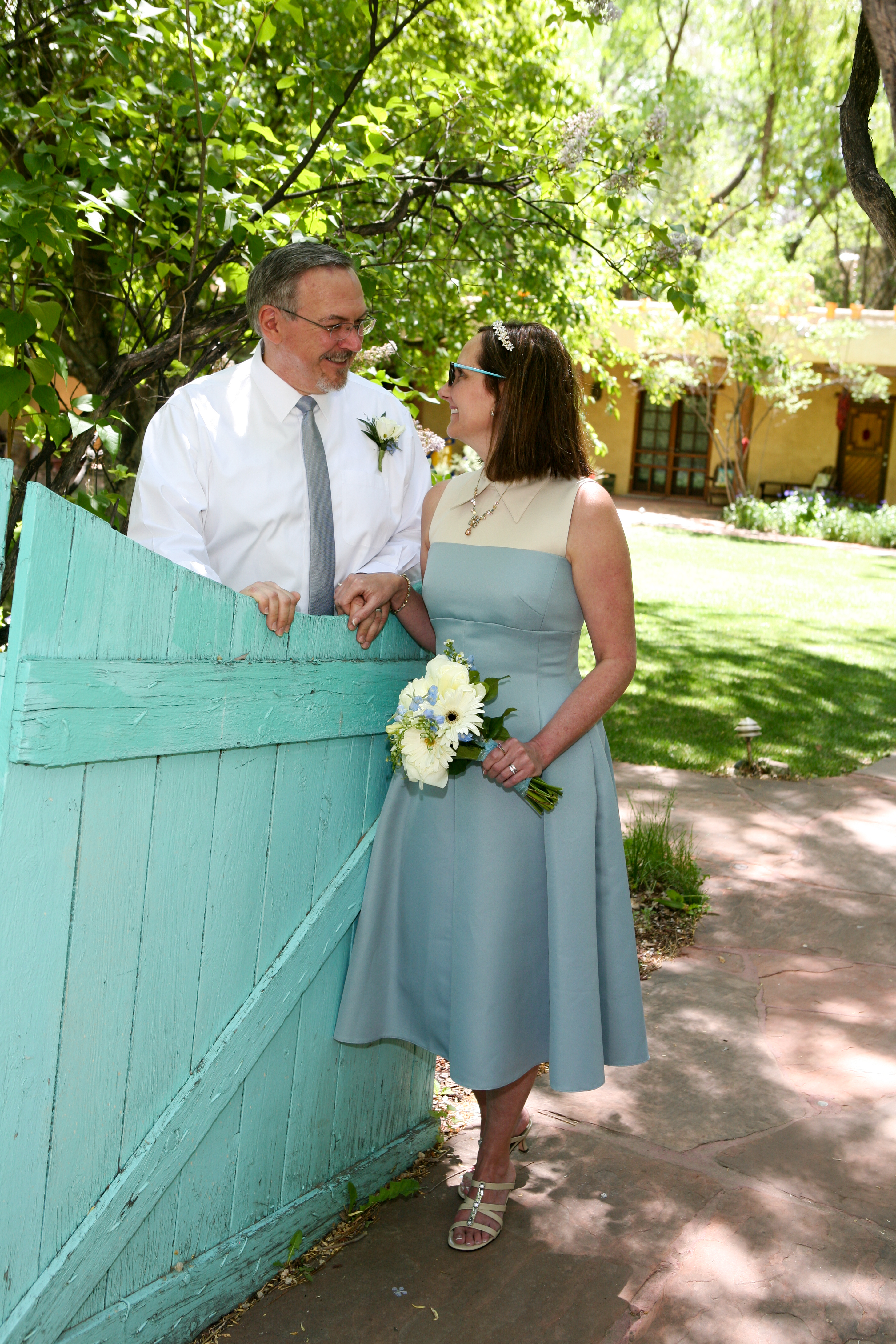 Vow Renewal Ceremony in Taos, NM