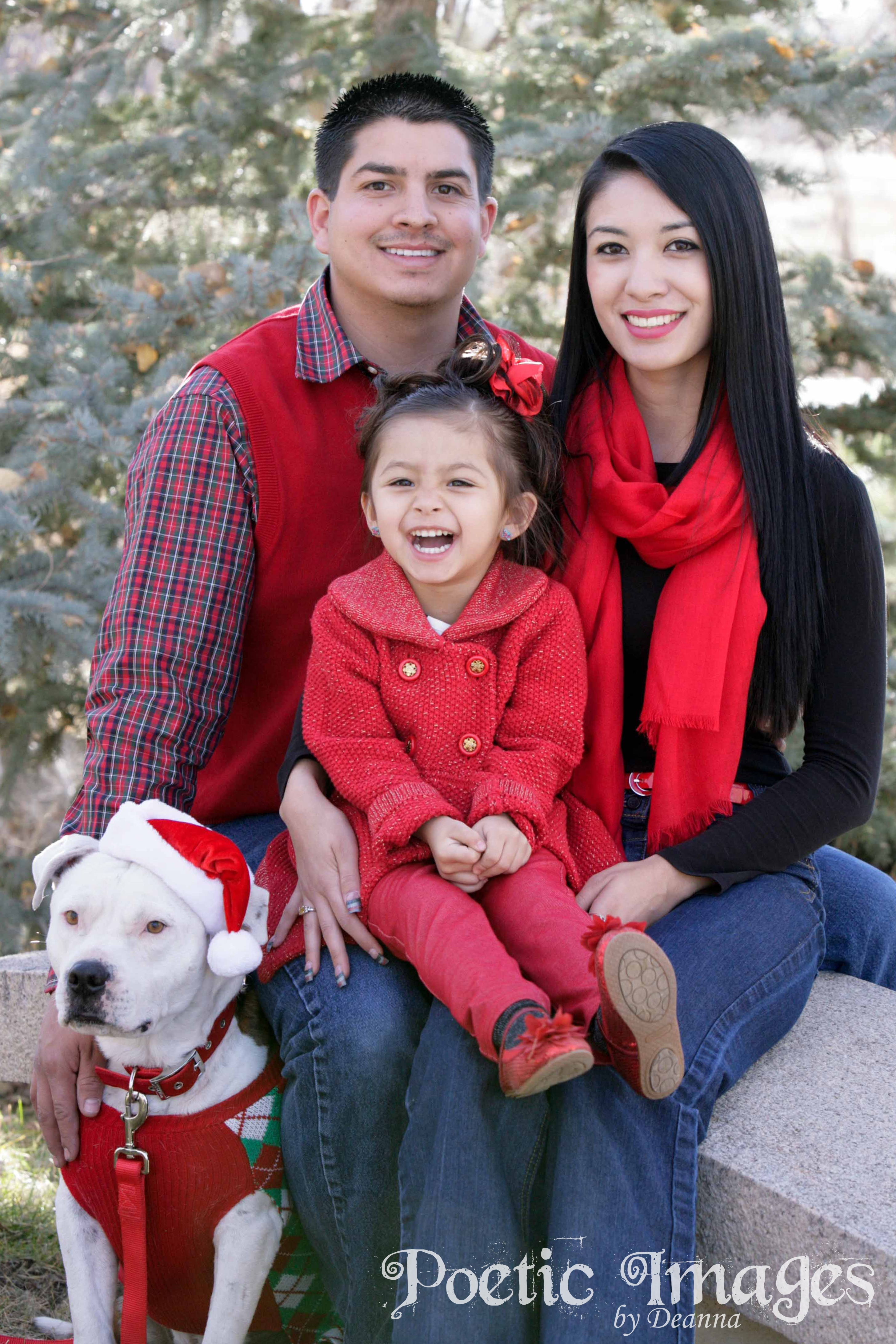 Christmas Pictures in Taos
