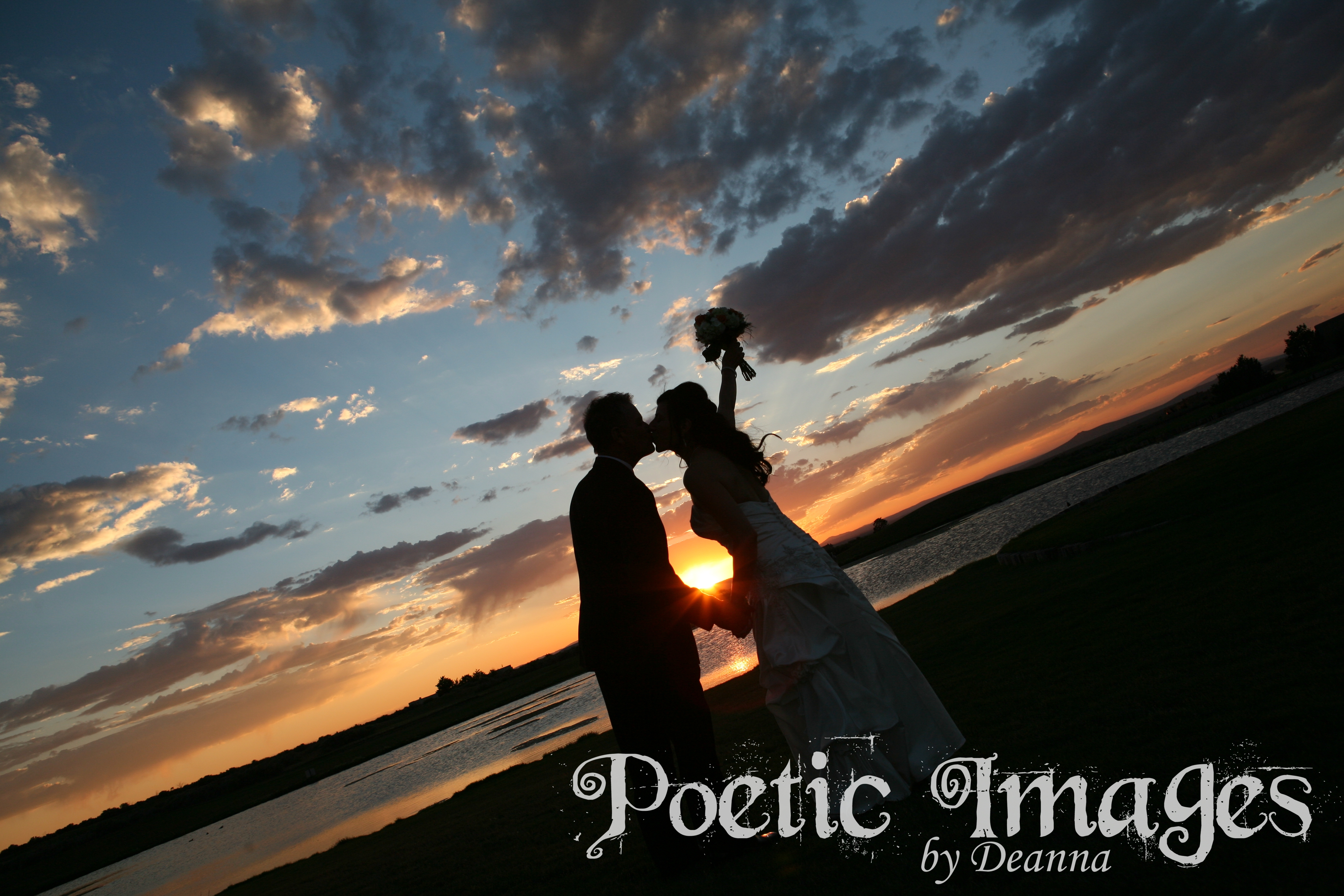 Magical and unique Taos wedding