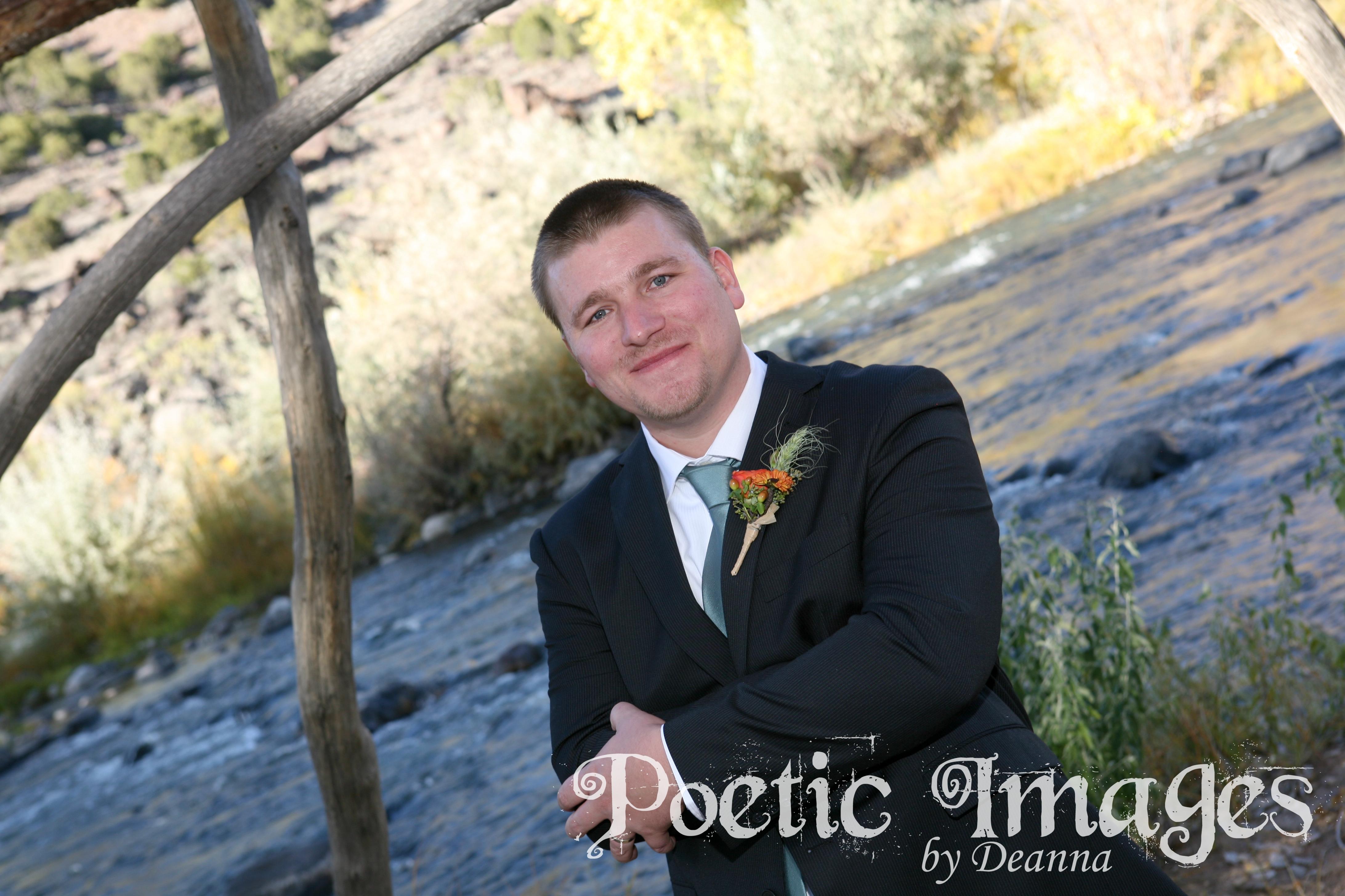 Taos groom