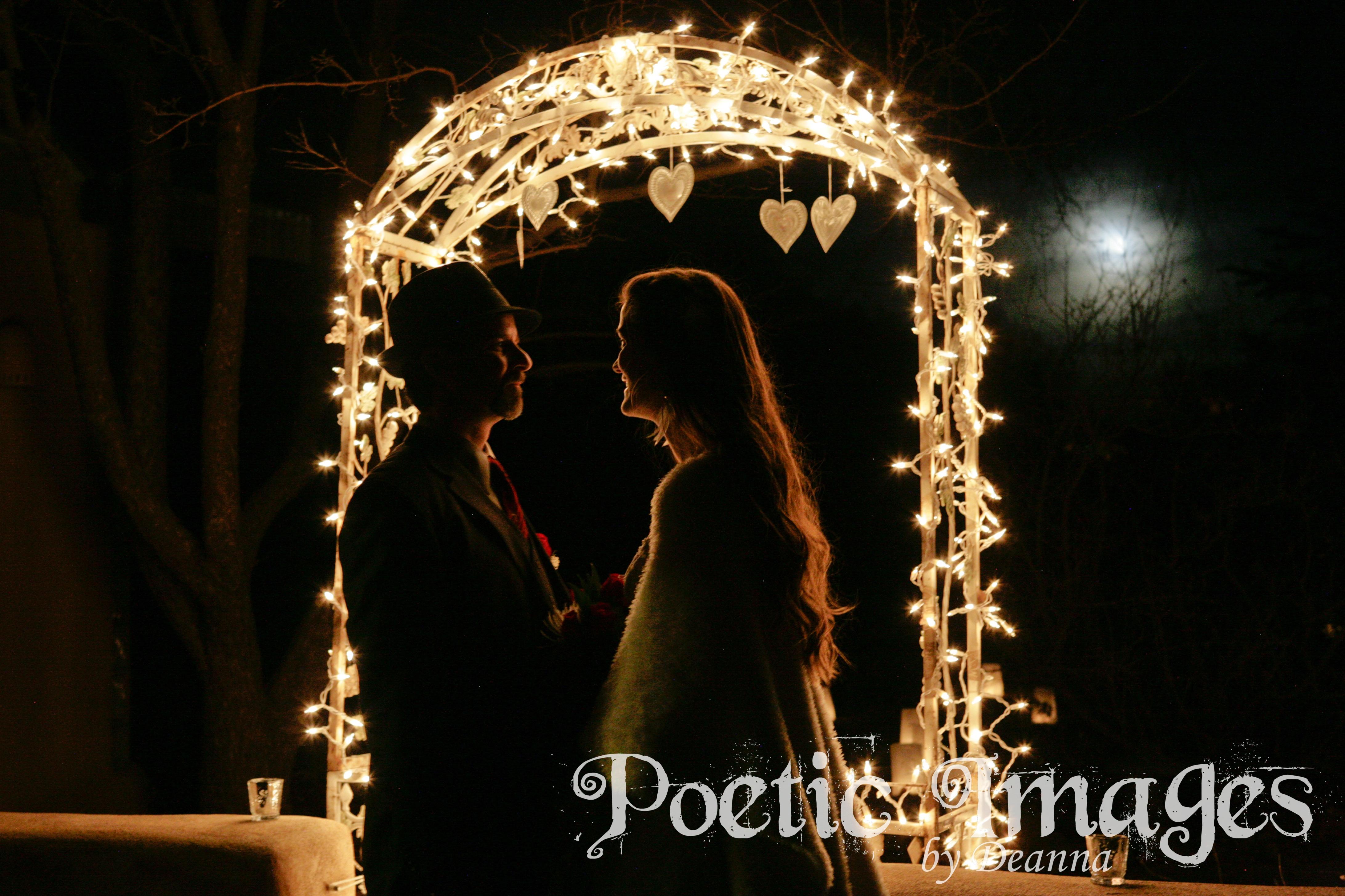 Romantic Valentine's Day Wedding