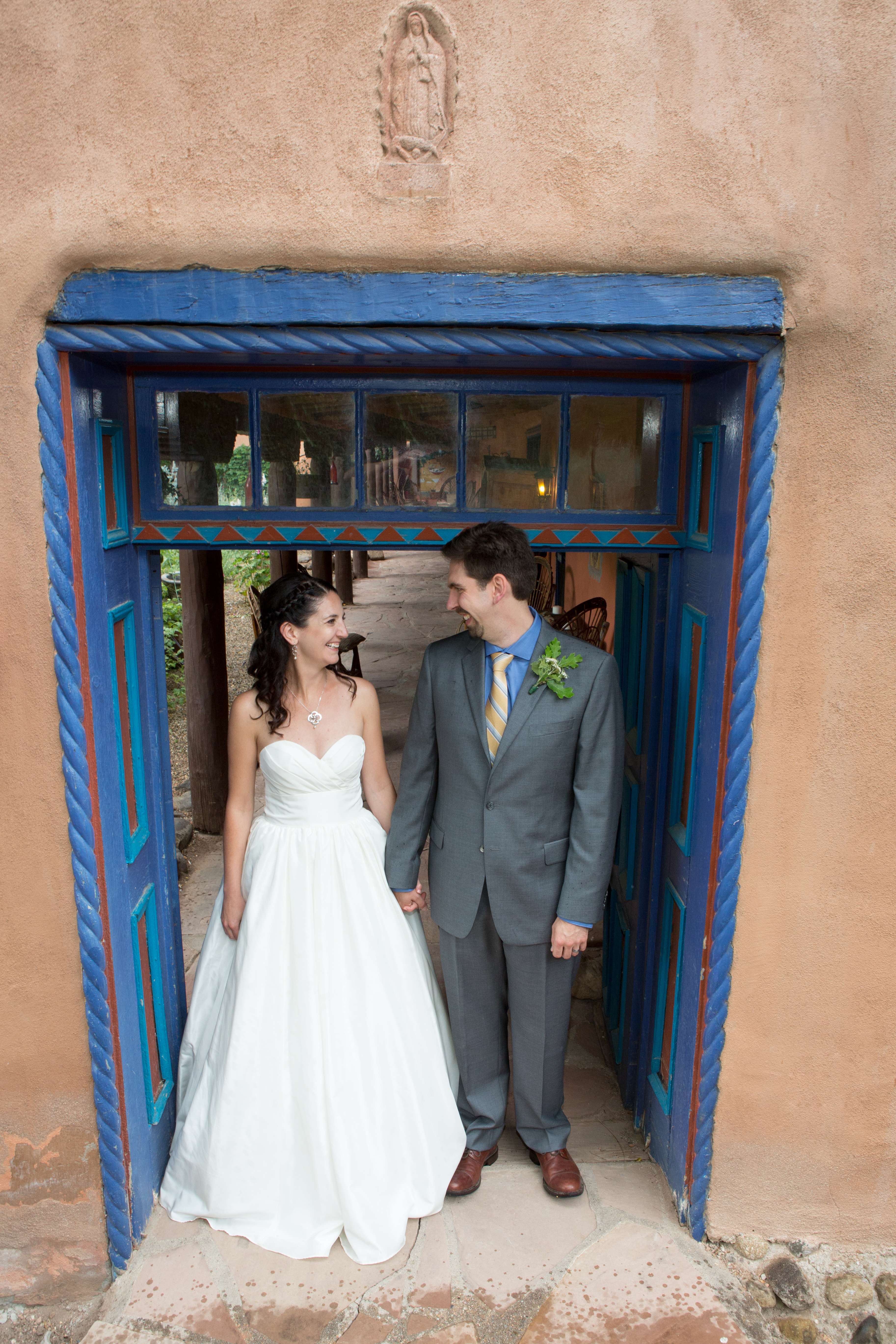 Outdoor July Wedding at Bed and Breakfast