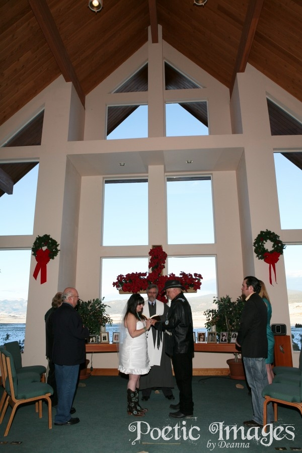 Angel Fire Wedding