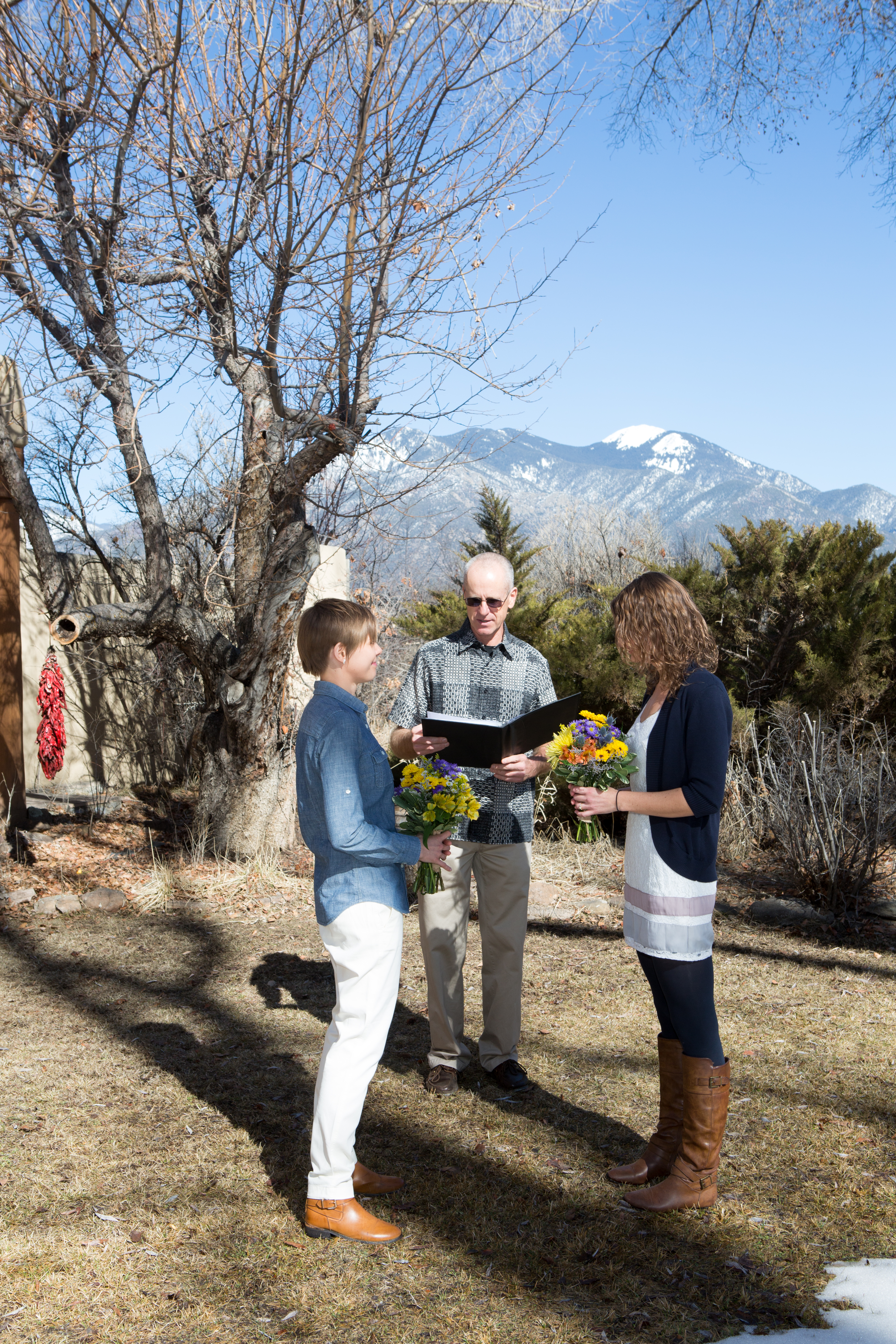 Same-Sex Marriage Elopement from Albuquerque