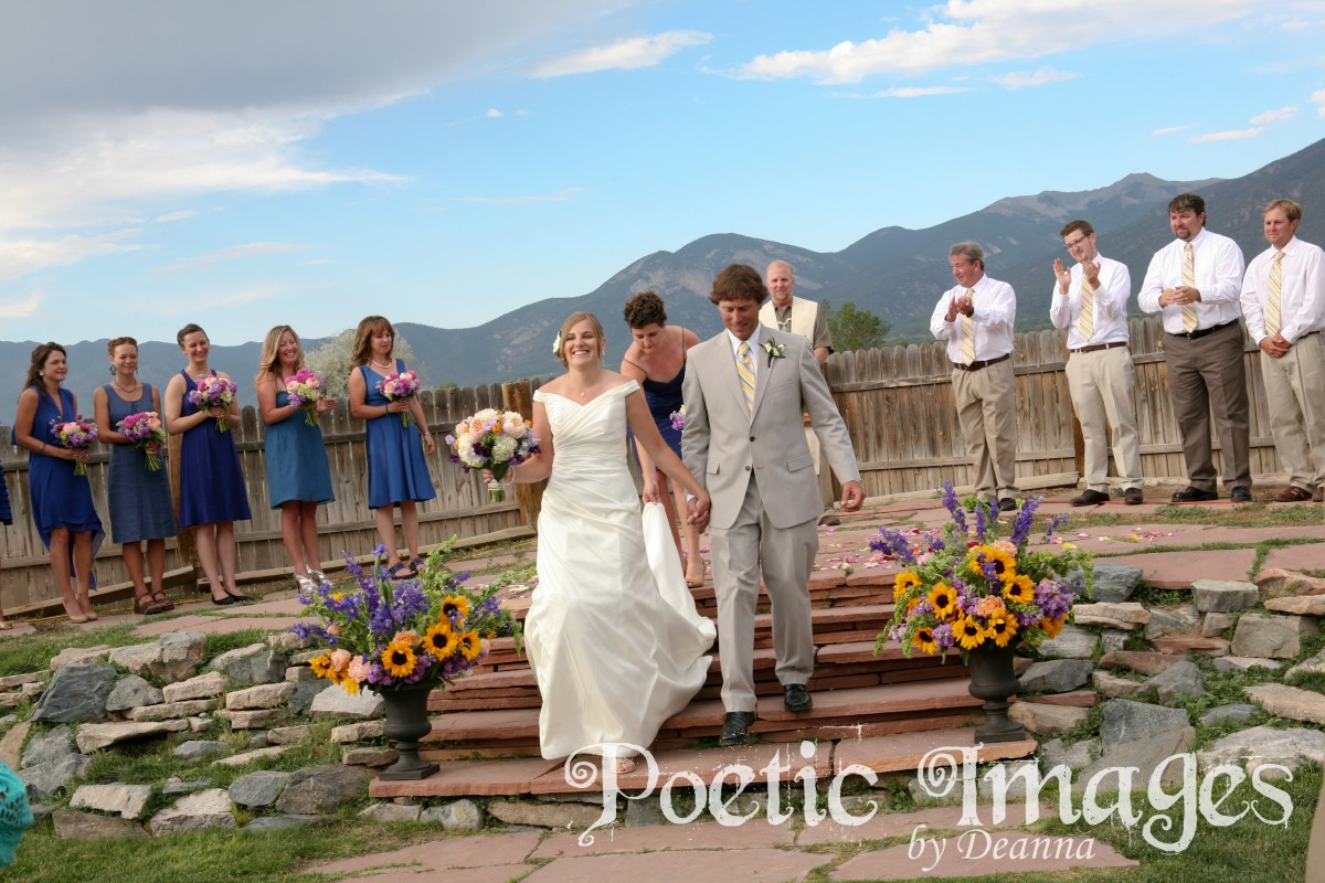 Wedding Ceremony And Reception At KTAOS
