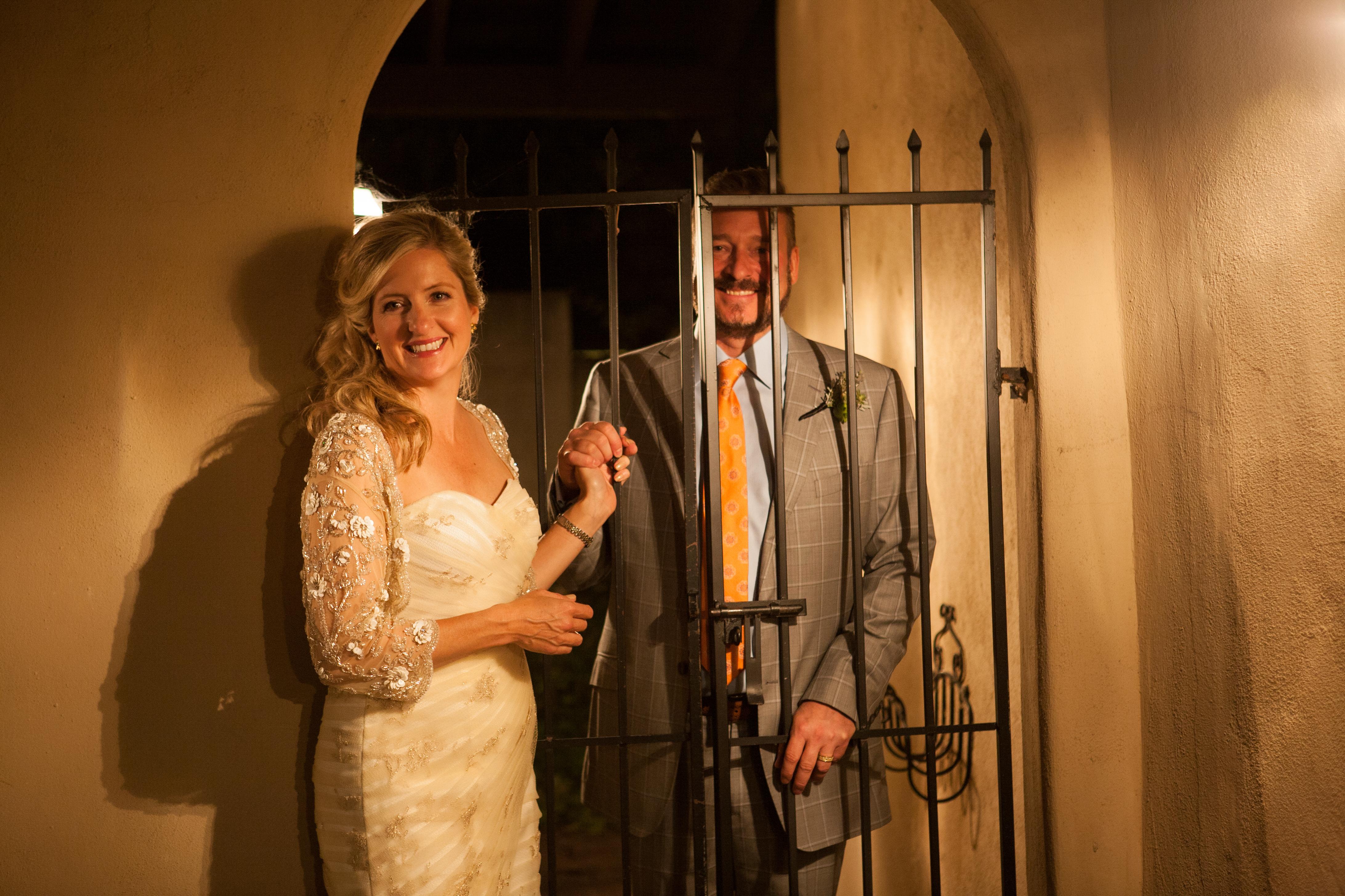 Small Wedding at Palacio de Marquesa in Taos, NM