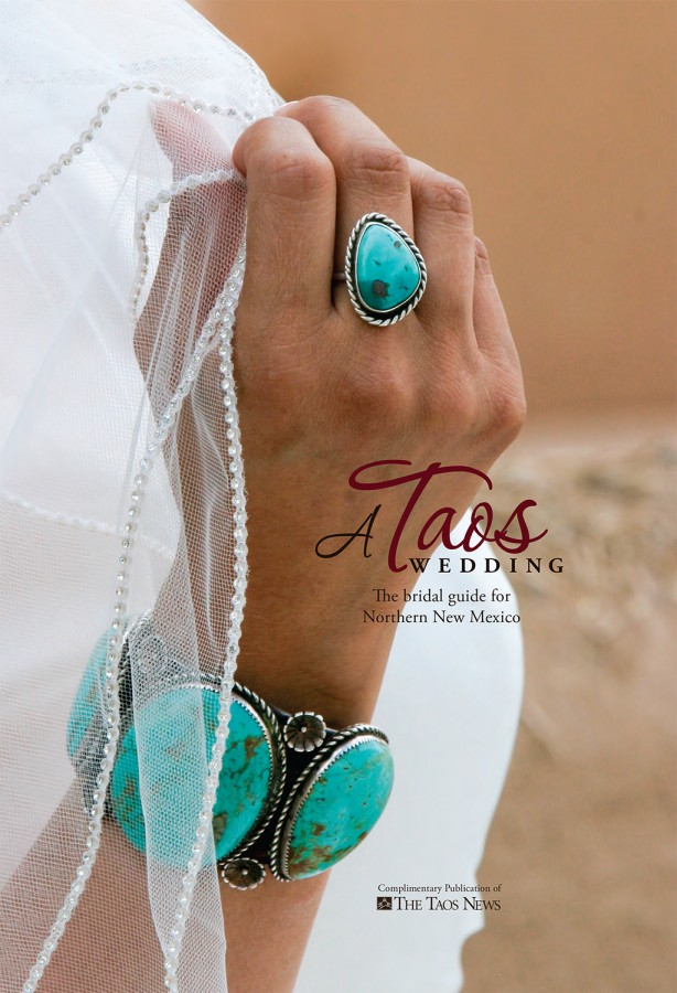 2015 Taos News Wedding Guide Contest Winner!
